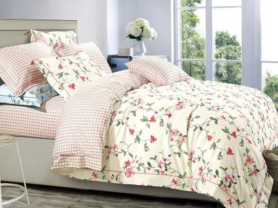 Комплект постельного белья Asabella 517 (размер евро-плюс)