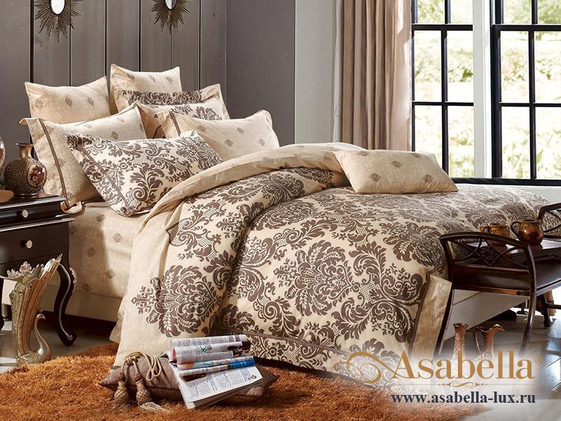 Комплект постельного белья Asabella 519 (размер евро-плюс)