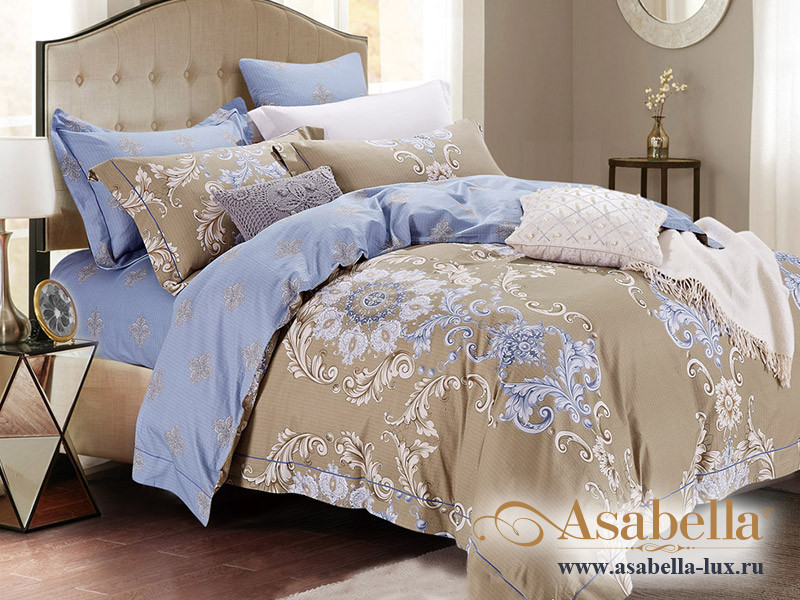 Комплект постельного белья Asabella 522 (размер 1,5-спальный)