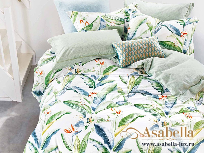 Комплект постельного белья Asabella 527 (размер семейный)