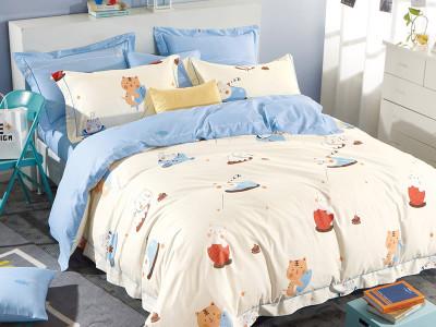 Комплект постельного белья Asabella 528-4XS (размер 1,5-спальный)