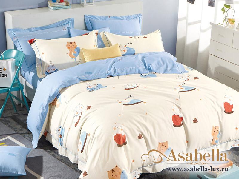 Комплект постельного белья Asabella 528-4S (размер 1,5-спальный)