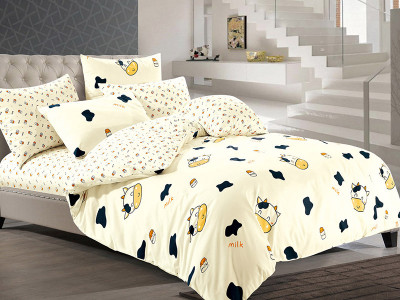 Комплект постельного белья Asabella 540-4XS (размер 1,5-спальный)