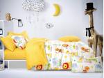 Комплект постельного белья Asabella 542-4S (размер 1,5-спальный)