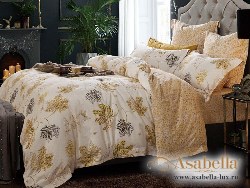 Комплект постельного белья Asabella 549 (размер евро)