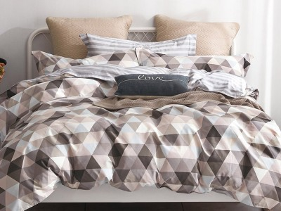 Комплект постельного белья Asabella 550 (размер евро-плюс)