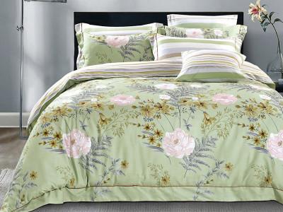 Комплект постельного белья Asabella 569 (размер евро-плюс)
