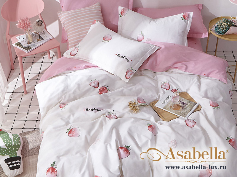 Комплект постельного белья Asabella 578-4S (размер 1,5-спальный)