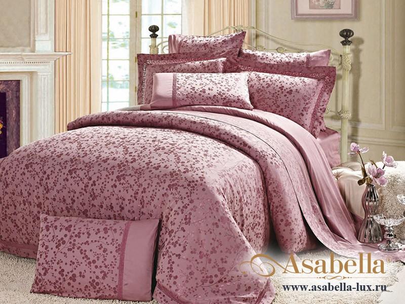 Комплект постельного белья Asabella 607 (размер евро)