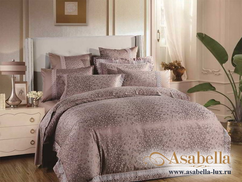 Комплект постельного белья Asabella 612 (размер 1,5-спальный)