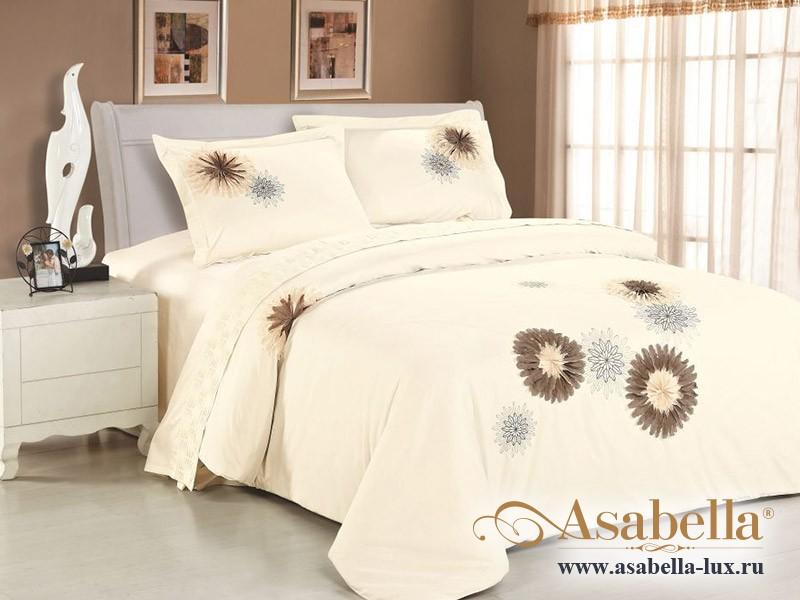 Комплект постельного белья Asabella 640 (размер семейный)