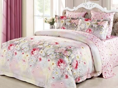 Комплект постельного белья Asabella 649 (размер евро)