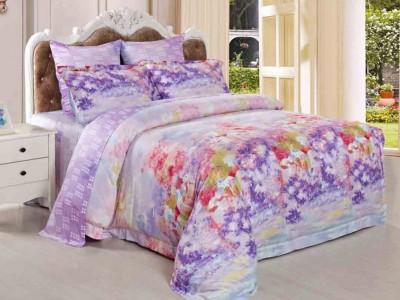 Комплект постельного белья Asabella 650 (размер 1,5-спальный)
