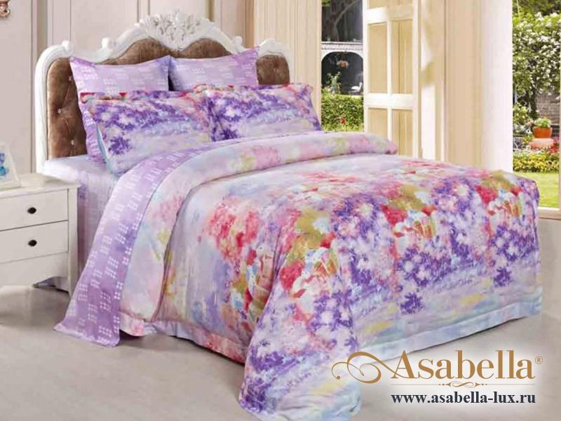 Комплект постельного белья Asabella 650 (размер евро)