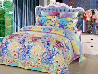 Комплект постельного белья Asabella 651 (размер евро)