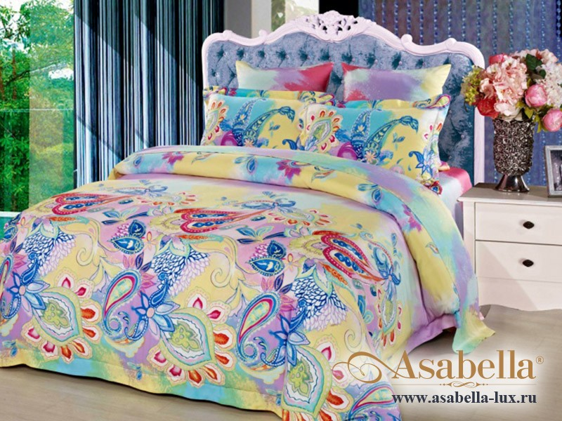 Комплект постельного белья Asabella 651 (размер евро-плюс)