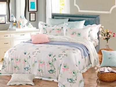 Комплект постельного белья Asabella 654 (размер евро-плюс)