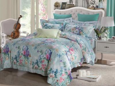 Комплект постельного белья Asabella 659 (размер 1,5-спальный)