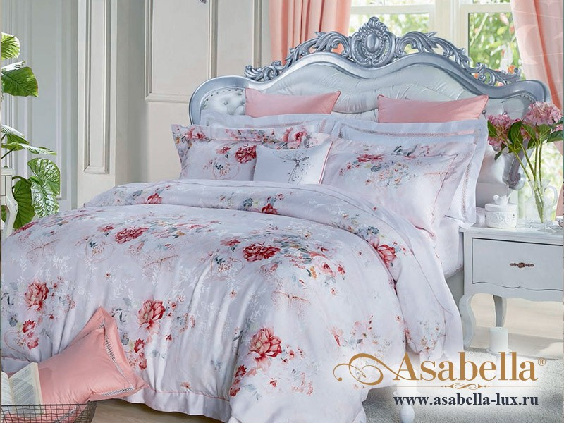 Комплект постельного белья Asabella 660 (размер евро-плюс)