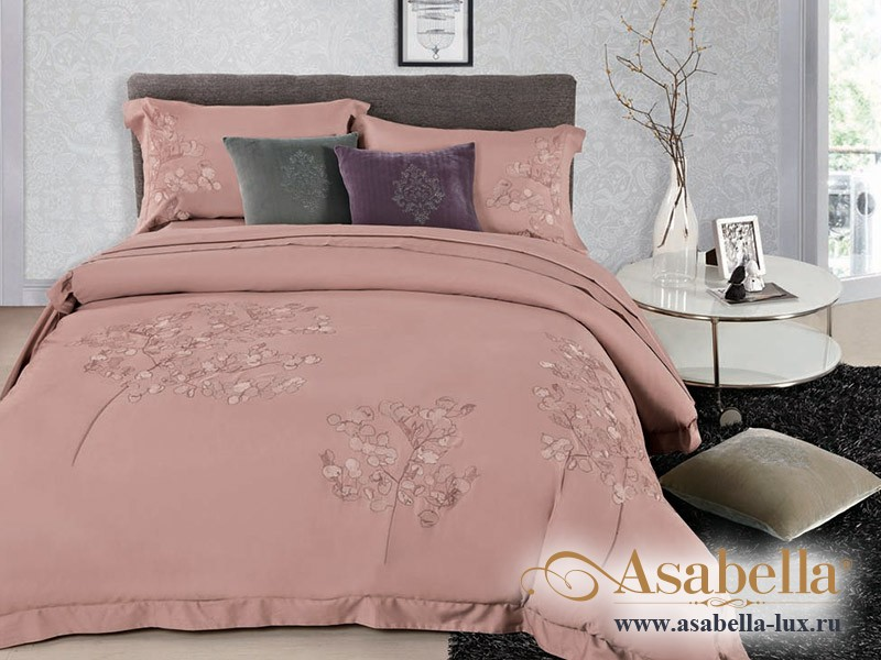 Комплект постельного белья Asabella 666 (размер евро)