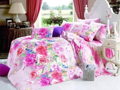 Комплект постельного белья Asabella 675 (размер евро)