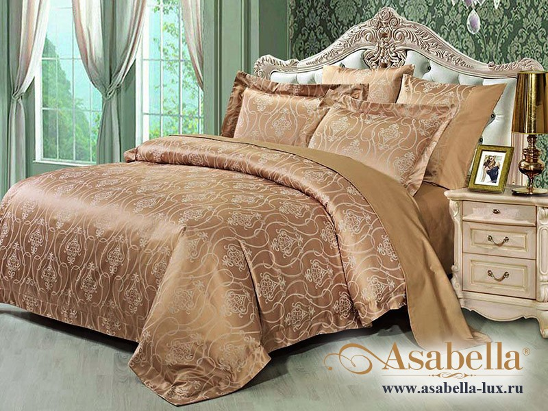 Комплект постельного белья Asabella 678 (размер семейный)