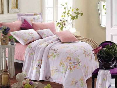 Комплект постельного белья Asabella 694 (размер евро)