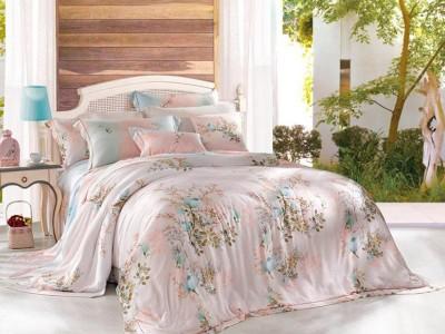 Комплект постельного белья Asabella 695 (размер евро)