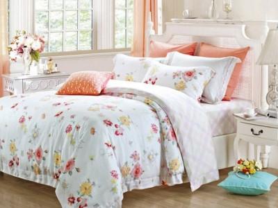 Комплект постельного белья Asabella 698 (размер евро)