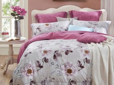 Комплект постельного белья Asabella 705 (размер 1,5-спальный)