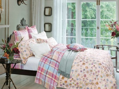 Комплект постельного белья Asabella 706 (размер евро)