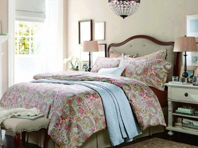 Комплект постельного белья Asabella 711 (размер евро-плюс)