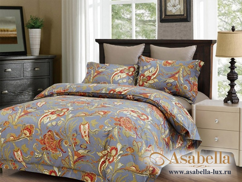 Комплект постельного белья Asabella 712 (размер евро-плюс)
