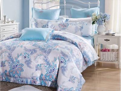 Комплект постельного белья Asabella 720 (размер евро)