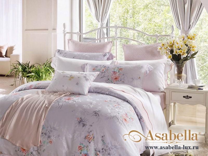 Комплект постельного белья Asabella 721 (размер евро)
