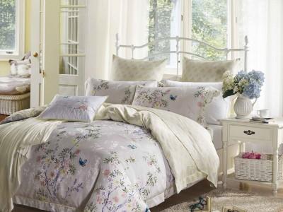 Комплект постельного белья Asabella 722 (размер семейный)