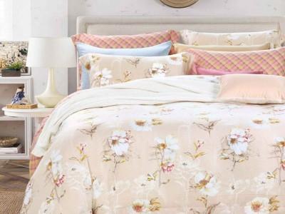 Комплект постельного белья Asabella 725 (размер евро)