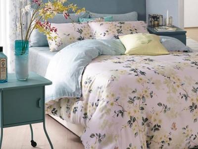 Комплект постельного белья Asabella 726 (размер 1,5-спальный)