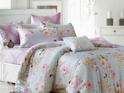 Комплект постельного белья Asabella 727 (размер евро)