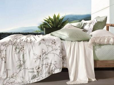 Комплект постельного белья Asabella 737 (размер 1,5-спальный)