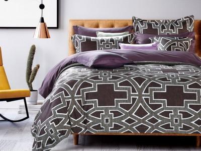Комплект постельного белья Asabella 744 (размер евро-плюс)