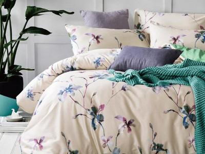 Комплект постельного белья Asabella 748 (размер евро)
