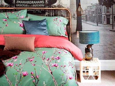 Комплект постельного белья Asabella 750 (размер семейный)