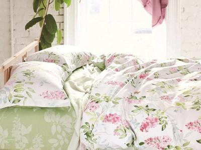 Комплект постельного белья Asabella 755/160 на резинке (размер евро)