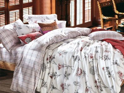 Комплект постельного белья Asabella 772 (размер 1,5-спальный)