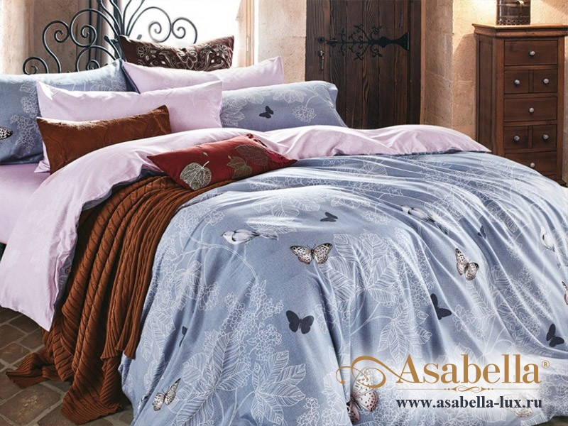 Комплект постельного белья Asabella 775 (размер 1,5-спальный)