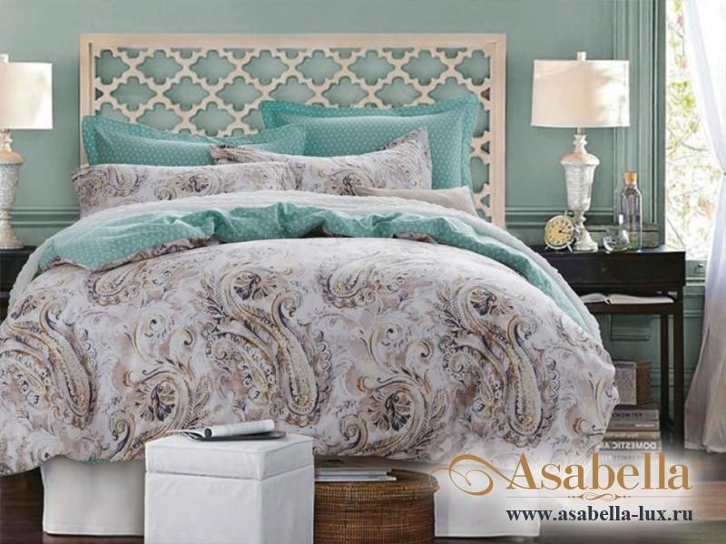 Комплект постельного белья Asabella 784 (размер евро)
