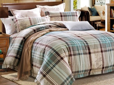 Комплект постельного белья Asabella 796 (размер семейный)