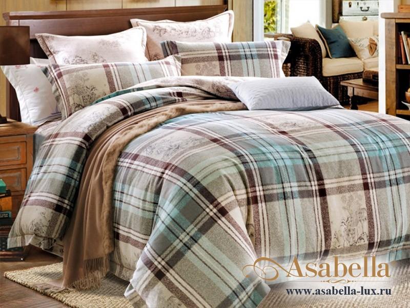 Комплект постельного белья Asabella 796 (размер евро)