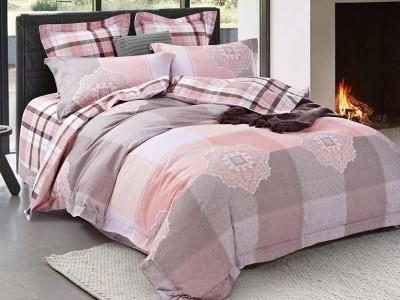 Комплект постельного белья Asabella 799 (размер евро-плюс)